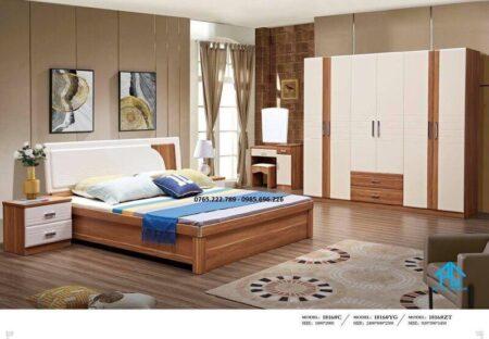Bộ giường tủ cao cấp 1816