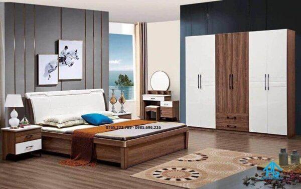 Bộ nội thất phòng ngủ 2086