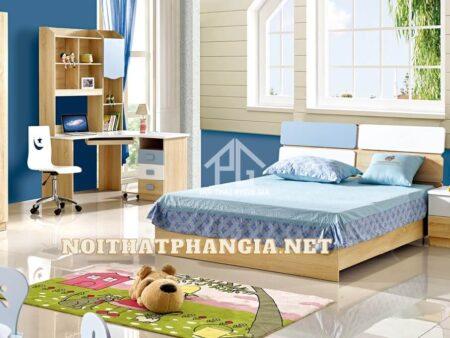 combo giường tủ bàn học 161