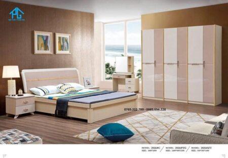 Giường tủ hiện đại chất lượng 2026