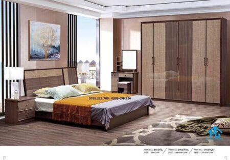 Giường tủ phòng ngủ cao cấp chất lượng 1951