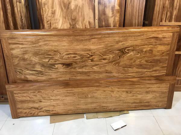 lợi ích khi sử dụng giường ngủ gỗ hương