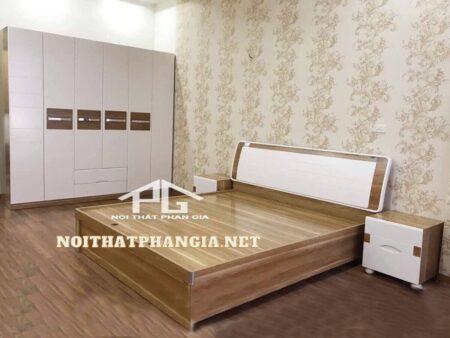 Mẫu giường tủ hiện đại đẹp 106