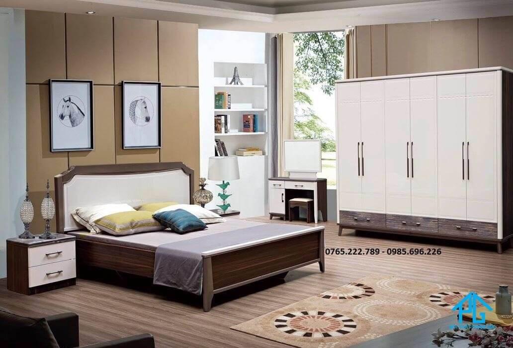 mua giường gỗ tự nhiên ở đâu hcm