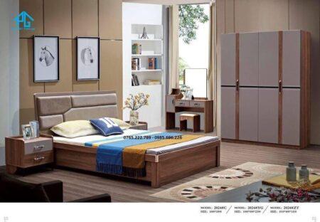 Nội thất giường tủ giá rẻ 2024