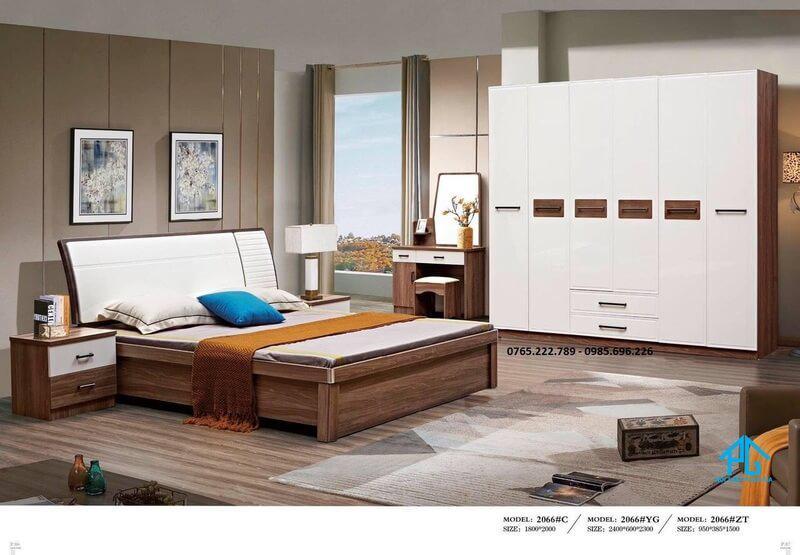 Nội thất phòng ngủ cao cấp 2066