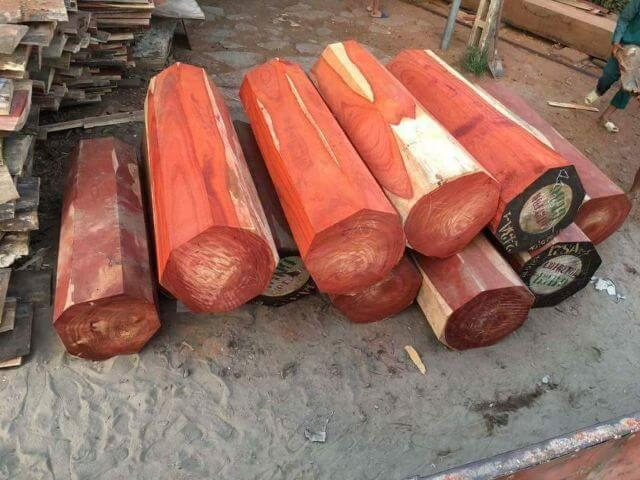 sale gỗ hương đỏ hcm