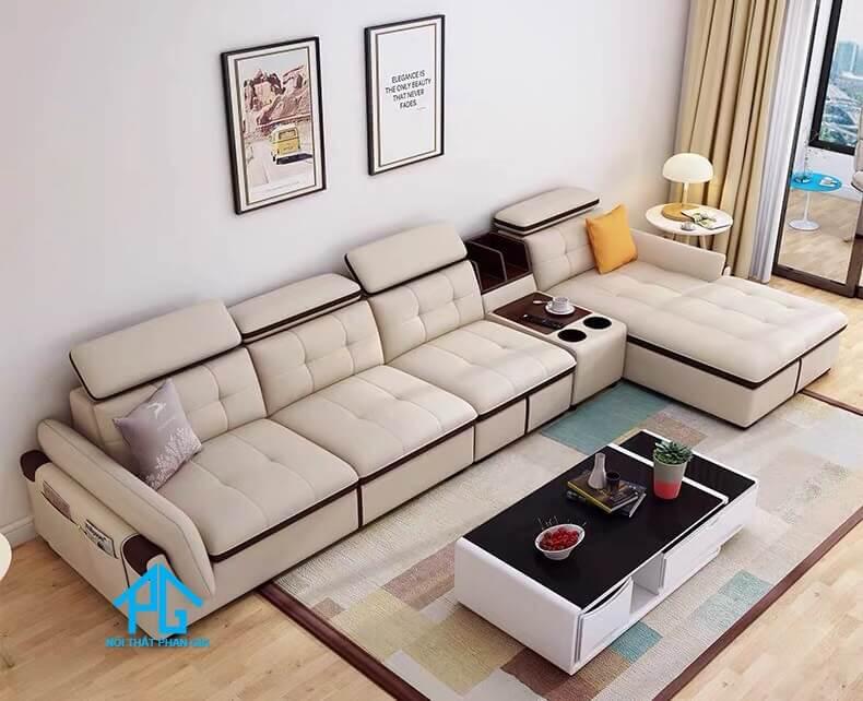 sofa da e09