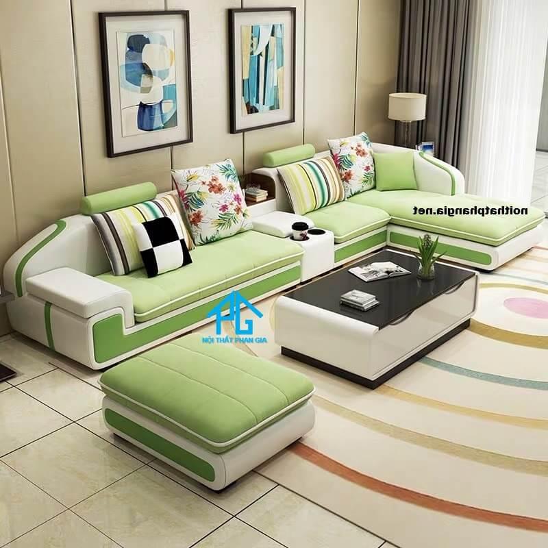 Sofa vải A10