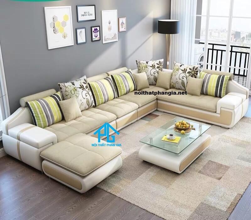 Sofa vải A12