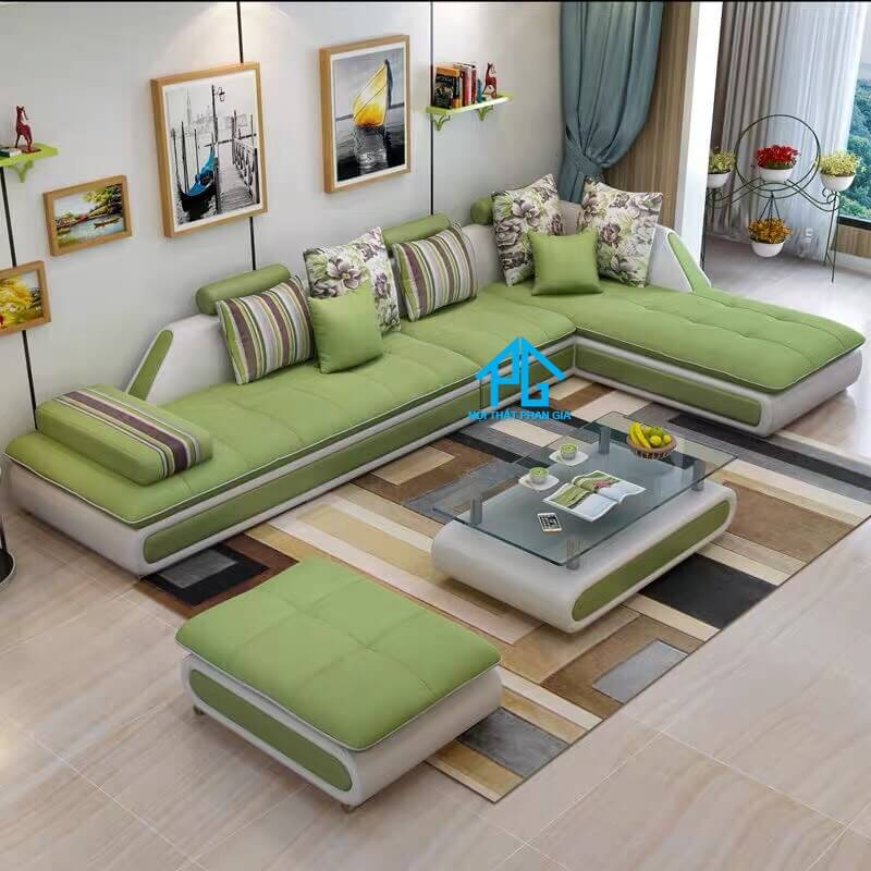 Sofa vải A13