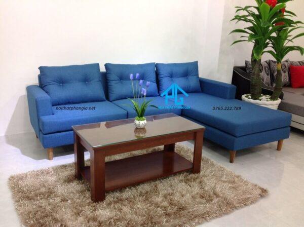 Sofa vải E08