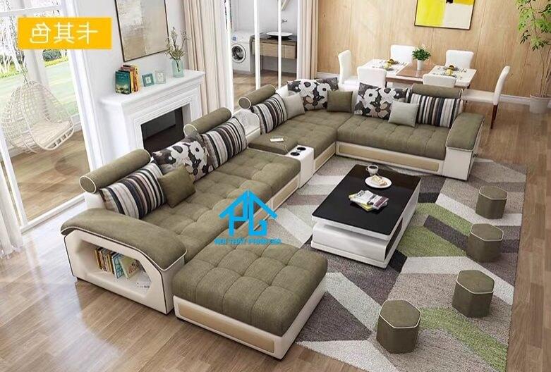 Sofa vải G19