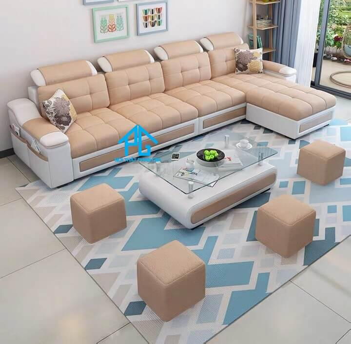 Sofa vải G21