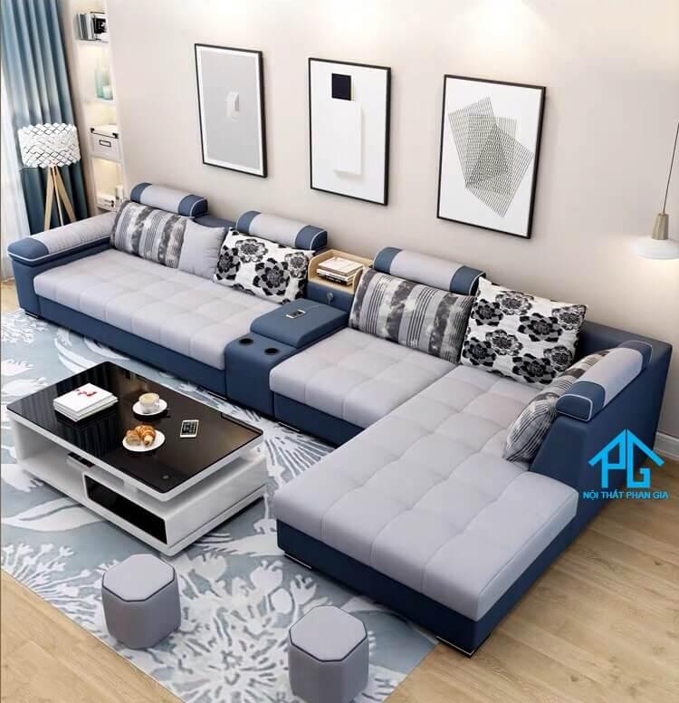 Sofa vải G22