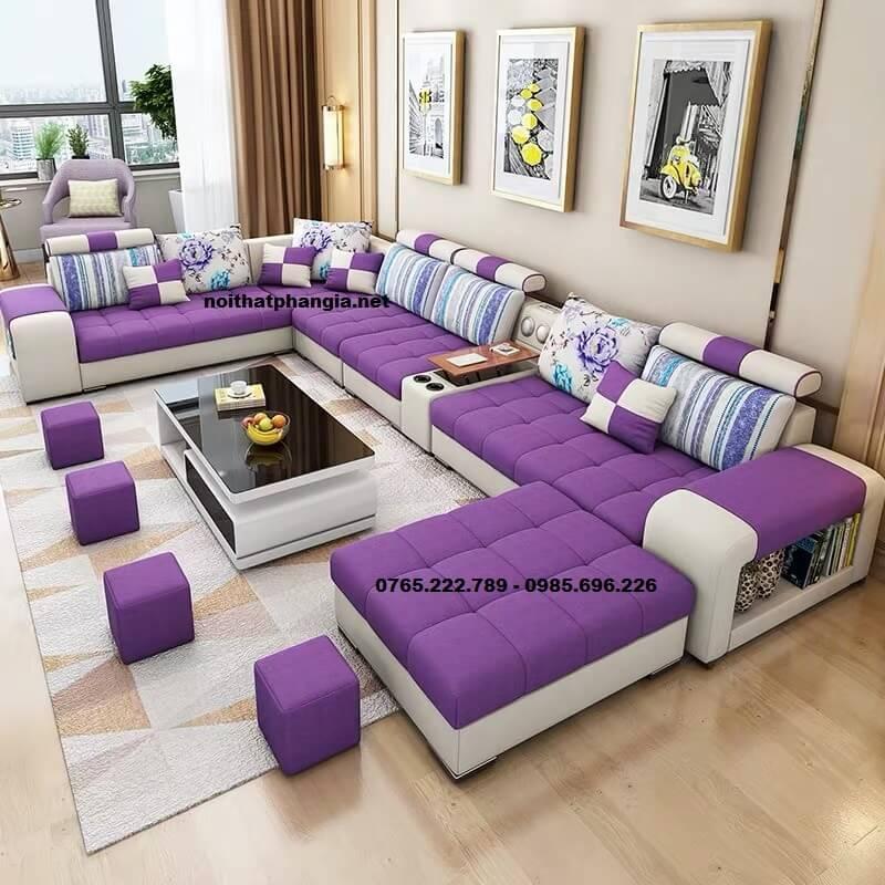 Sofa vải G24