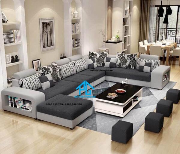 Sofa vải G25