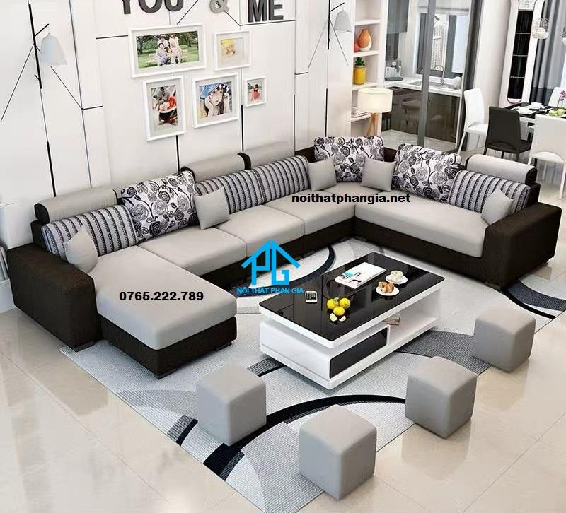 Sofa vải G26