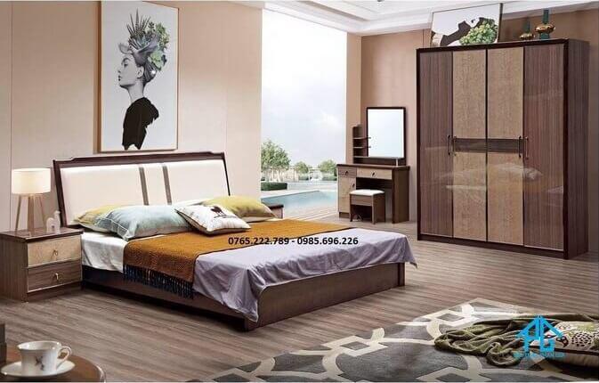 ưu điểm của giường tủ hiện đại