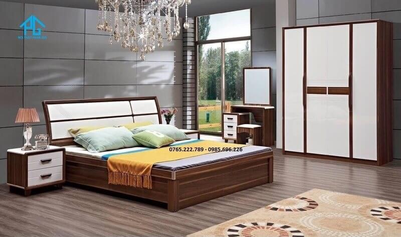 xu hướng giường tủ hiện đại