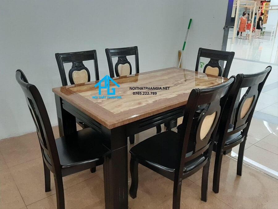 bàn ăn BA02