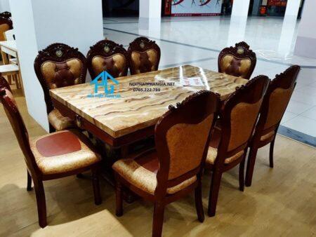 bàn ăn BA03