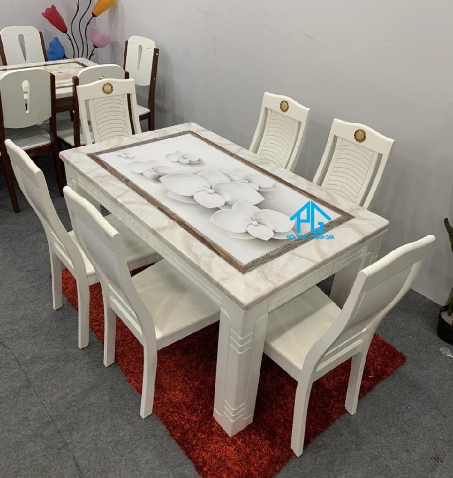 bàn ăn BA 16