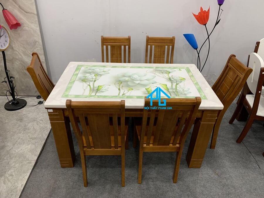 bàn ăn BA22
