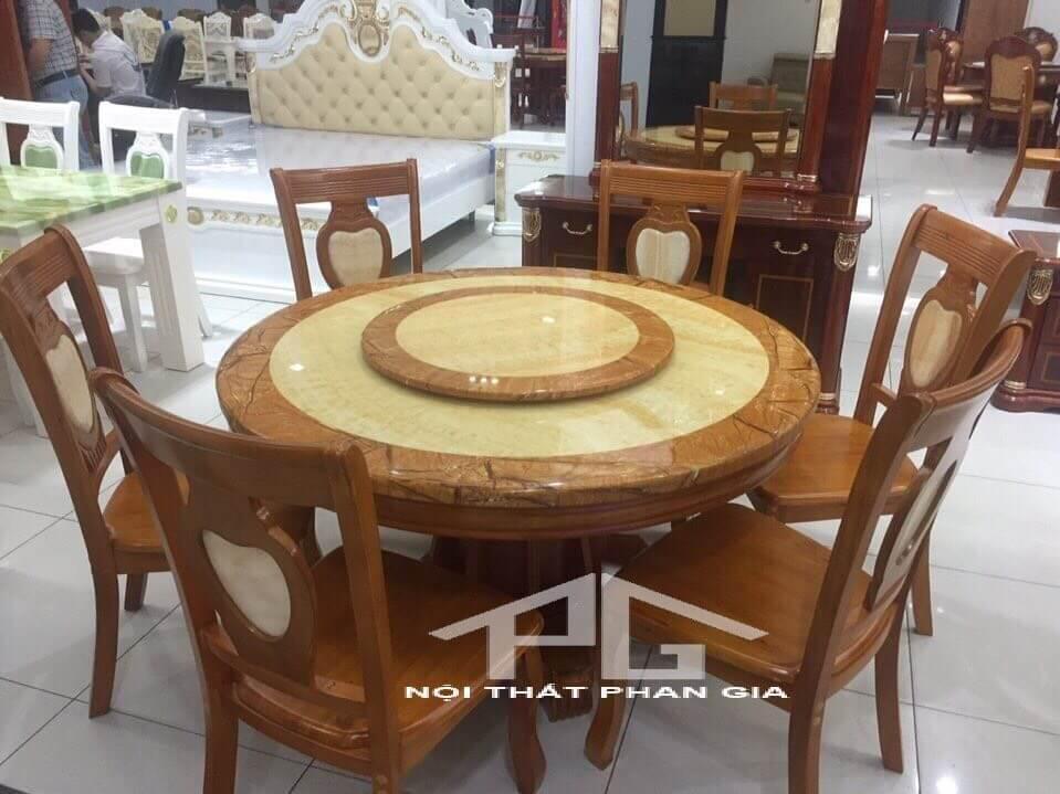 bàn ăn BA04