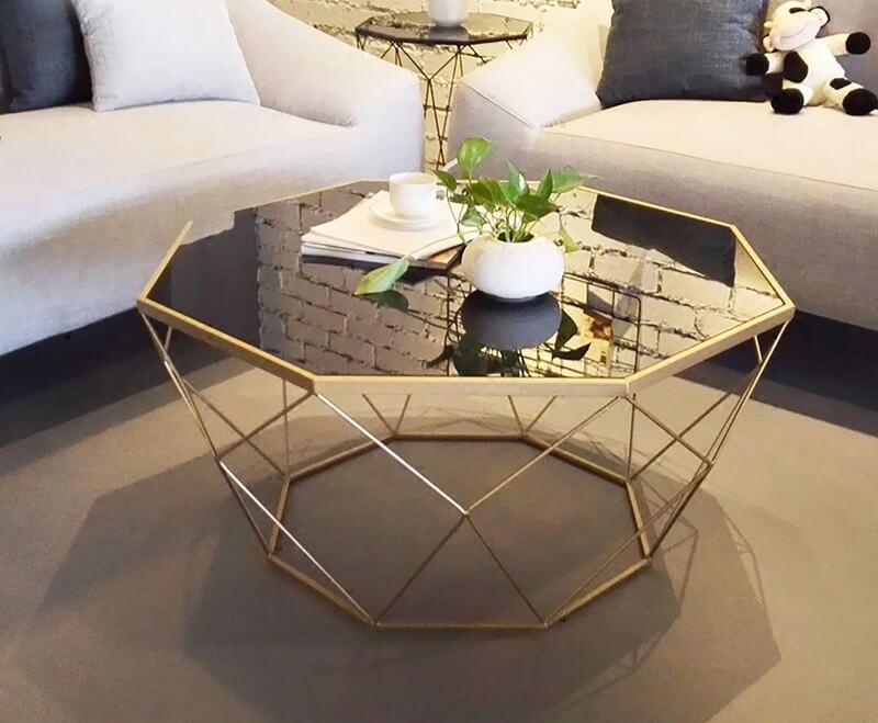 bàn trà sofa mặt kính tốt nhất
