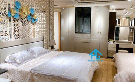bộ giường ngủ tinh tế 1004