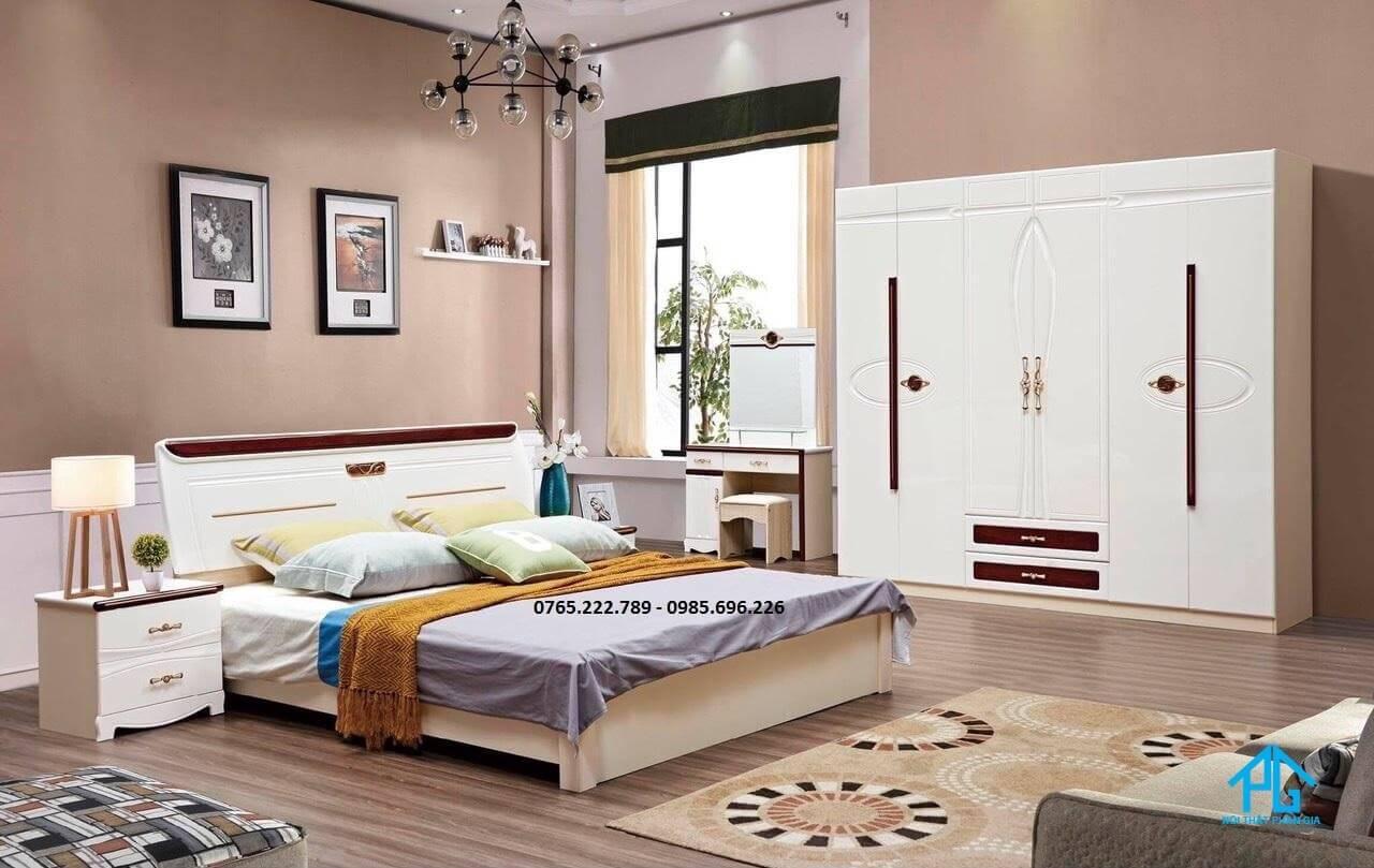 bố trí phòng ngủ đúng phong thủy;