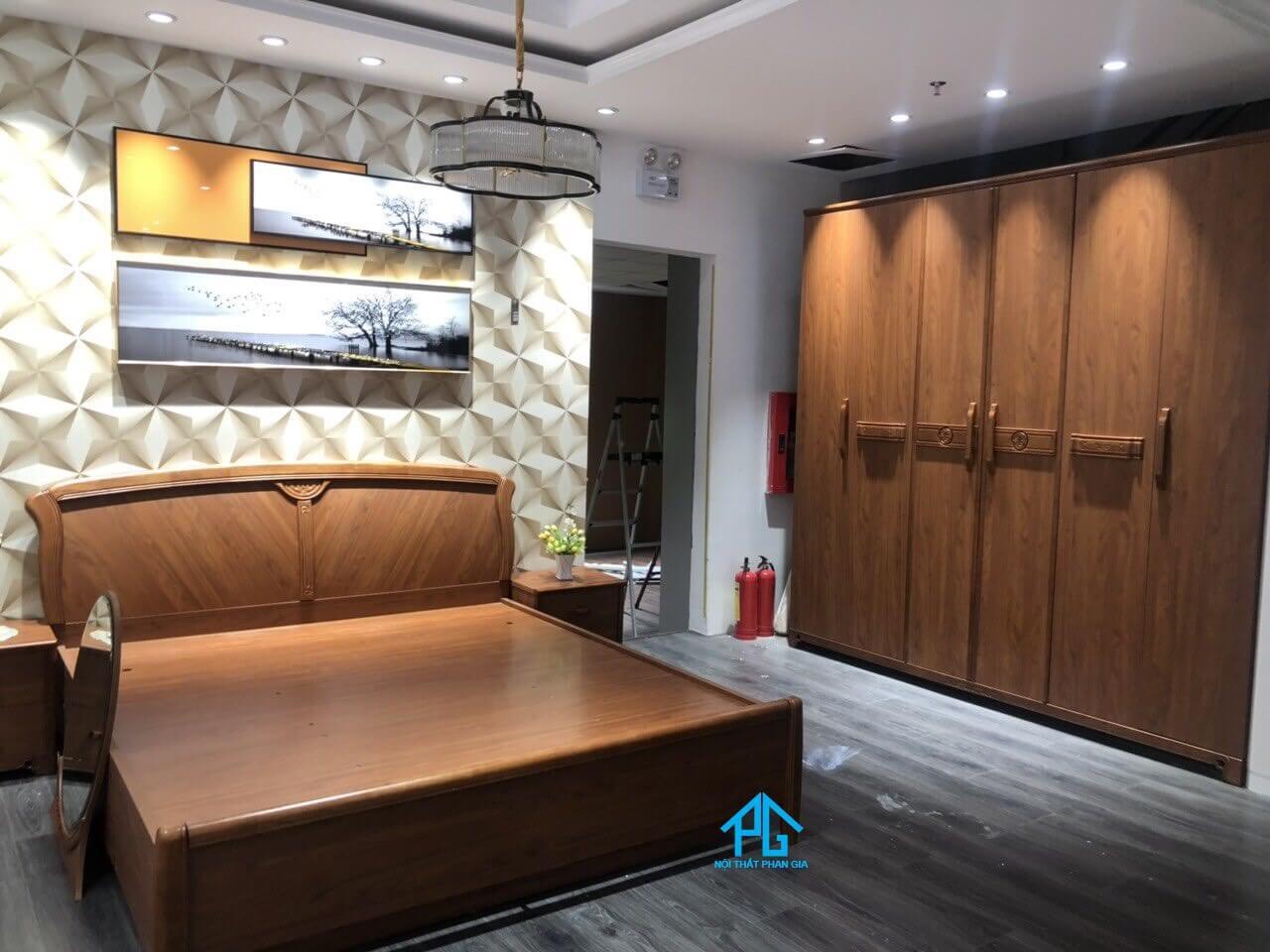 cách chọn mua giường gỗ MDF phù hợp;