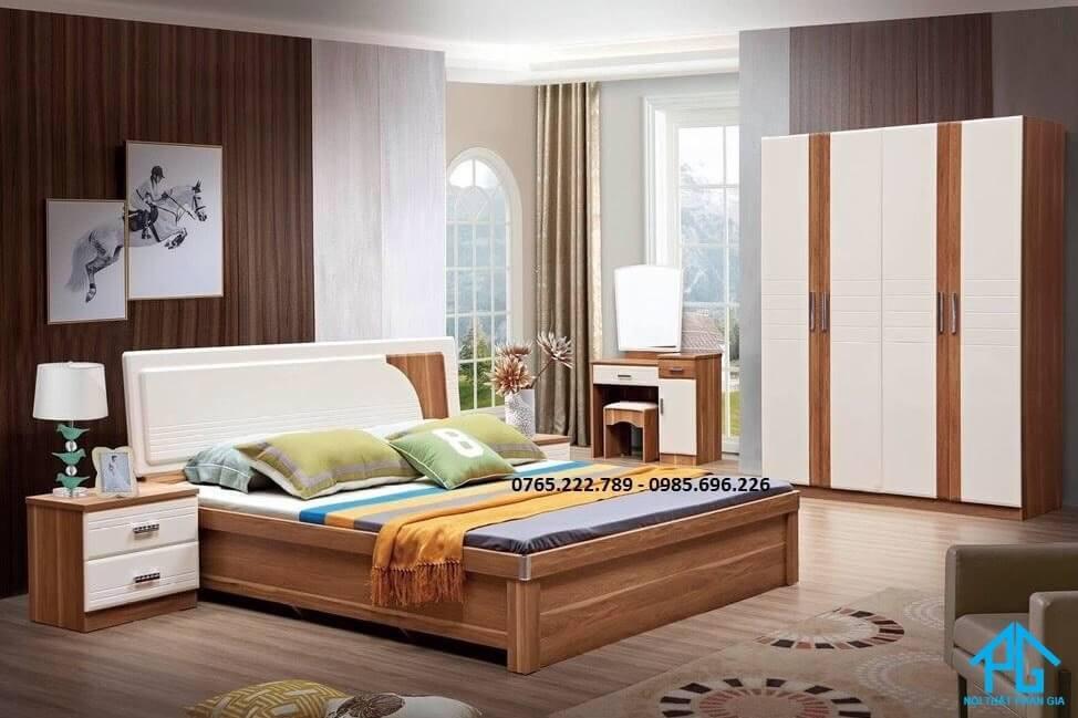 cách đặt vị trí phù hợp cho giường;