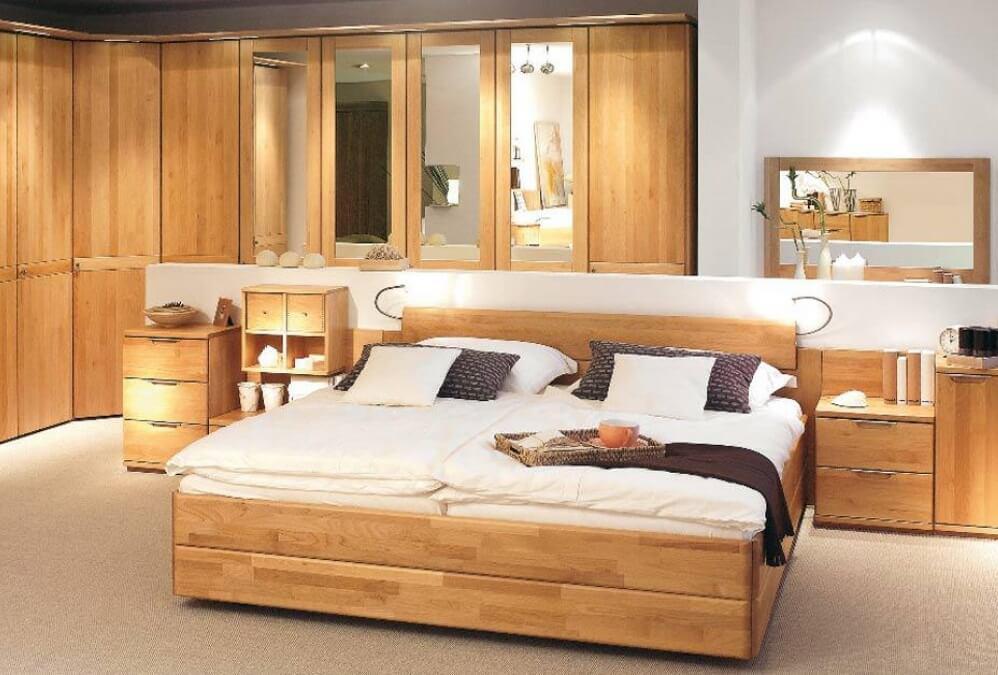 đánh giá bộ giường tủ hiện đại