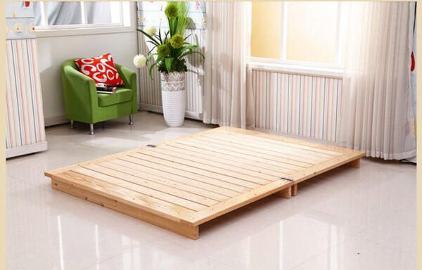 địa chỉ mua giường gỗ xếp gọn
