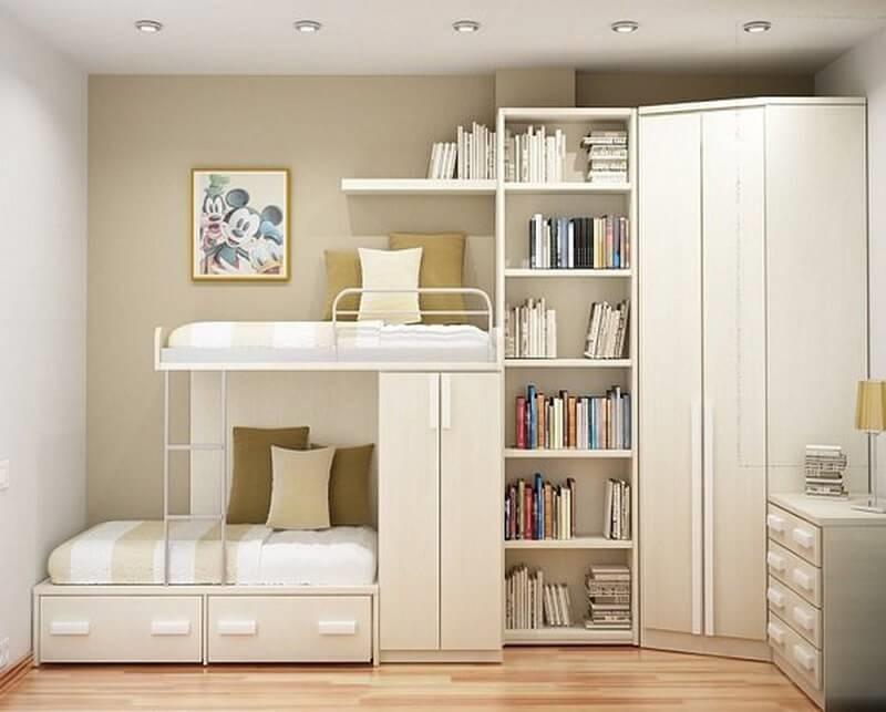 giá giường gỗ có thiết kế độc đáo