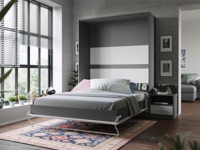giường gấp thông minh ẩn tường giá rẻ tphcm