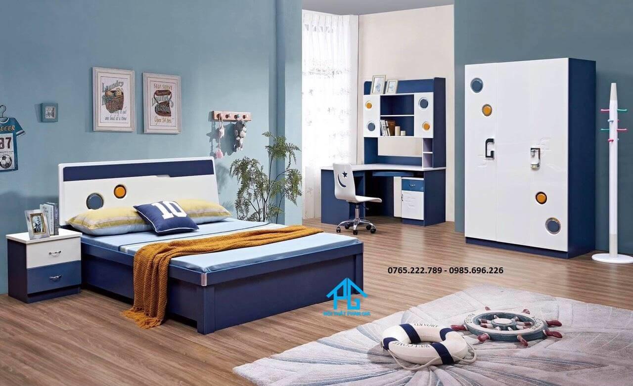 giường gỗ công nghiệp đa công năng;