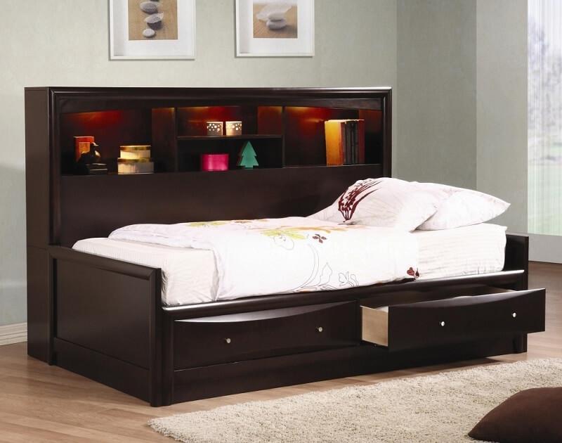 giường ngủ đa năng thông minh không chân