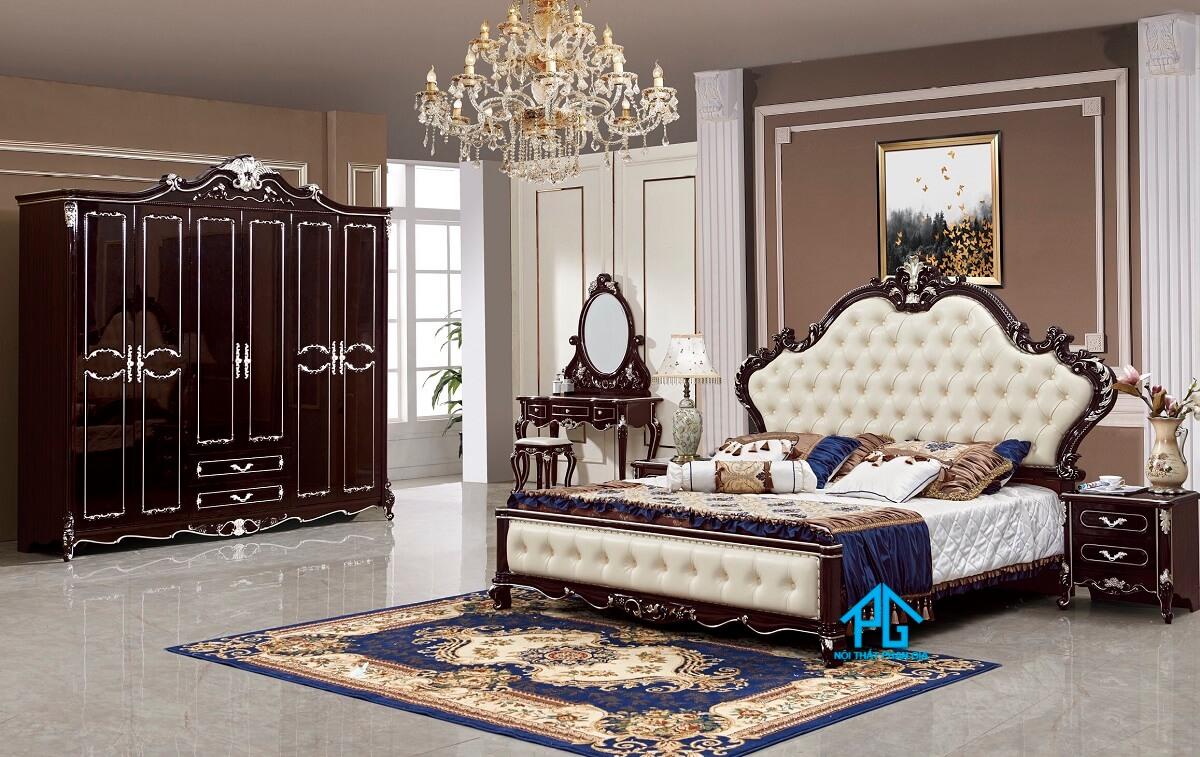 giường ngủ thiết kế theo yêu cầu;