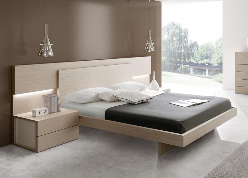 giường ngủ thiết kế theo yêu cầu