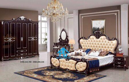 Giường tủ nhập khẩu PG1093