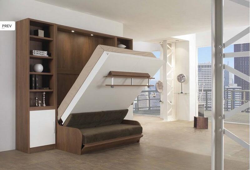 giường xếp gọn đẹp chất lượng