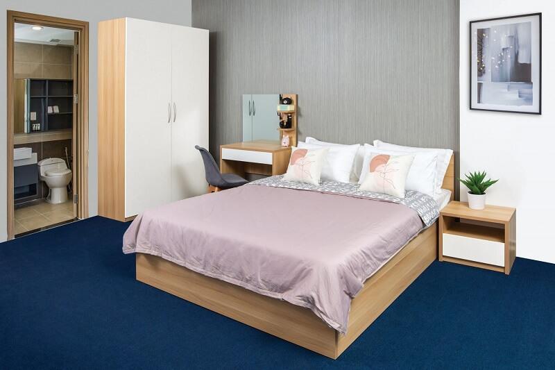 khuyến mãi giường tủ cưới giá rẻ