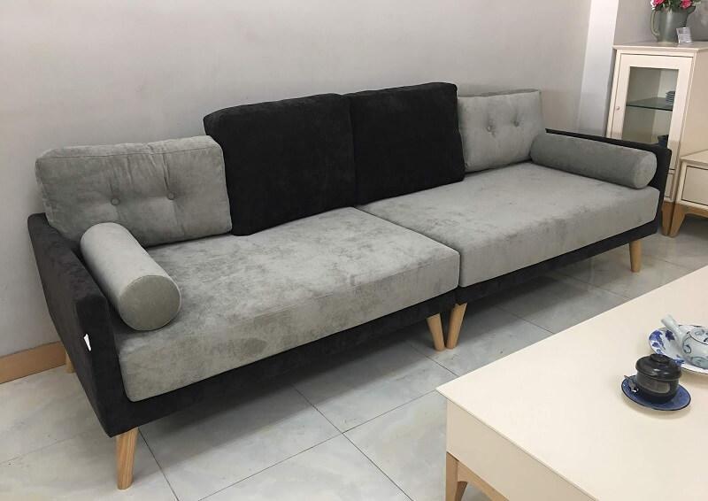 khuyến mãi sofa vải chất lượng