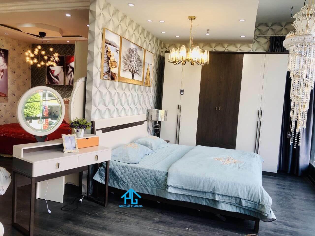 kích thước giường đơn khách sạn;