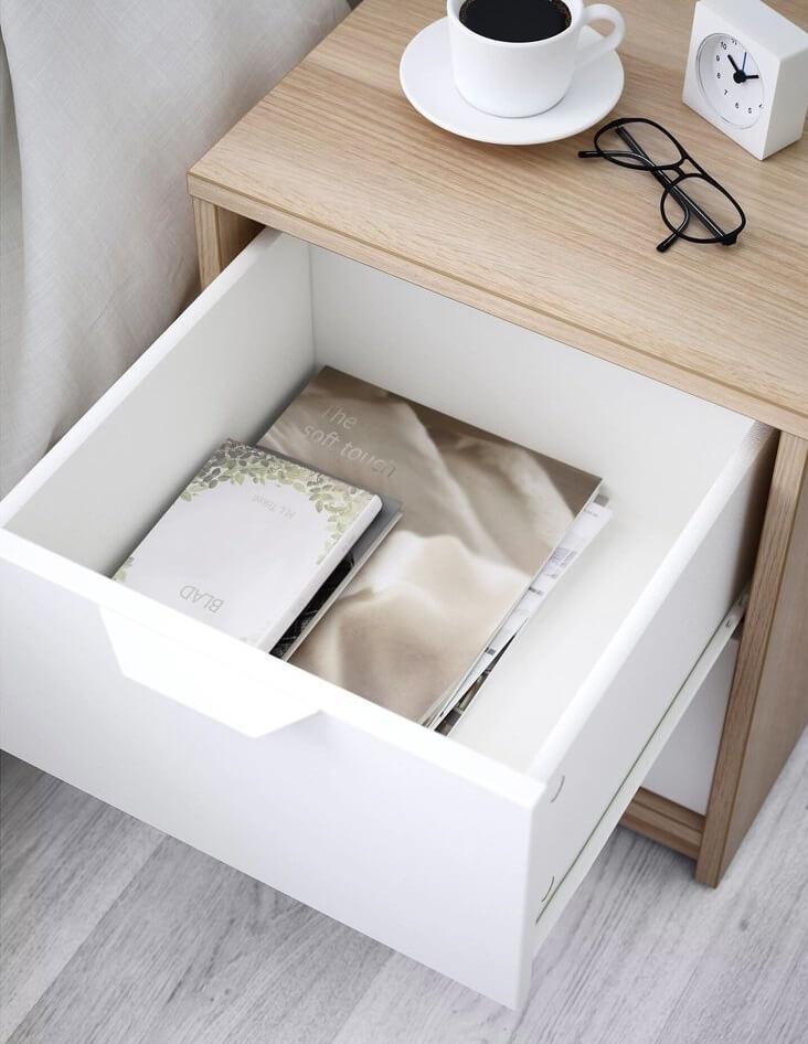 lợi ích của tủ đầu giường