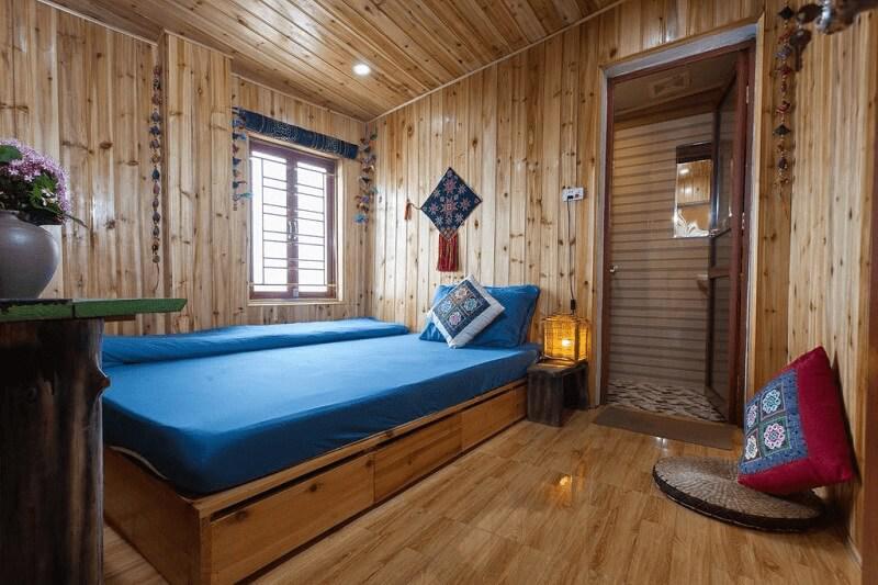 Lưu ý khi mua giường gỗ pallet