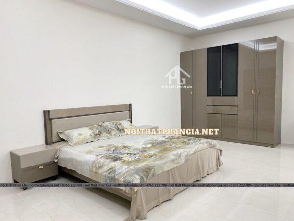 mẫu giường tủ đẹp 1004